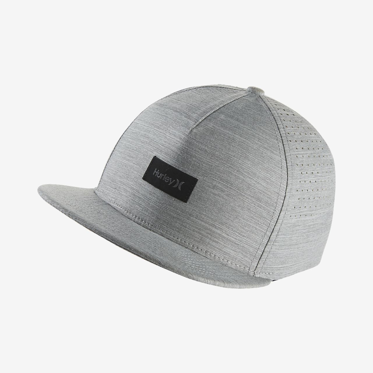 Hurley Dri-FIT Staple Adjustable Hat. Nike.com AU a1aaca4c55c