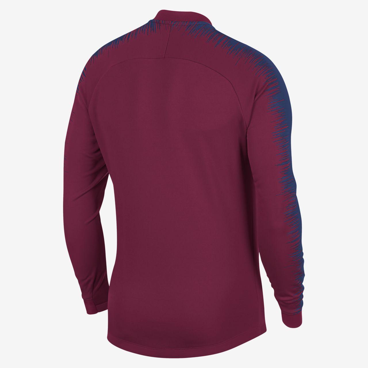 7719df0fc FC Barcelona Anthem Men's Football Jacket. Nike.com AU