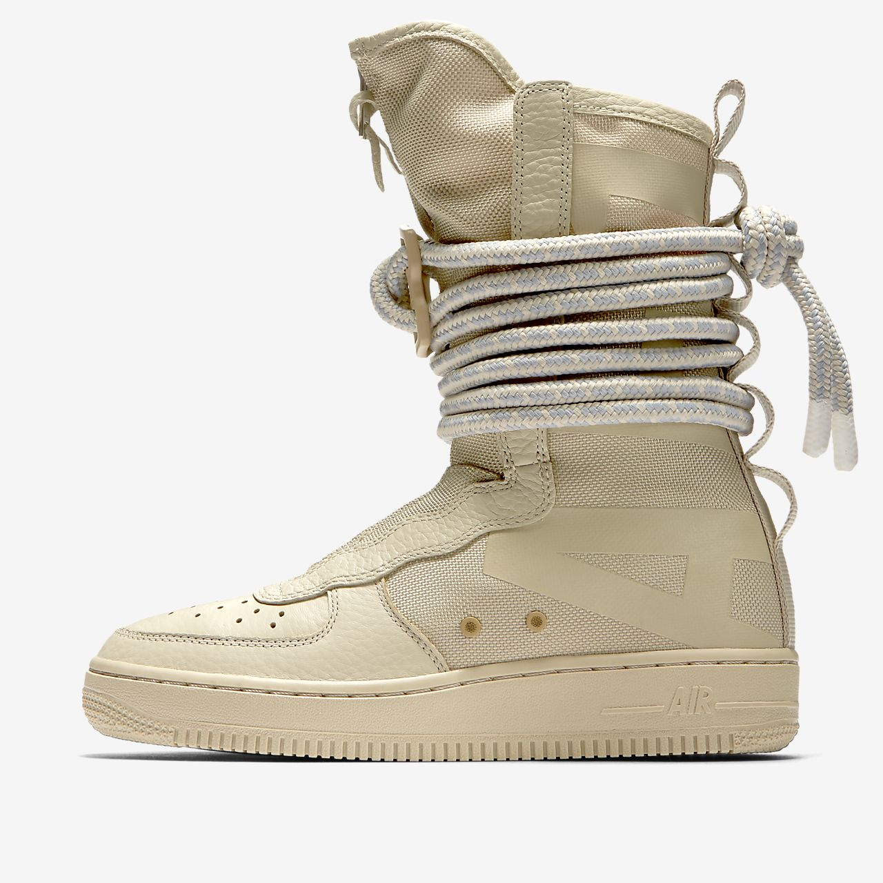 Nike SF Air Force 1 Hi Men's Lifestyle Boots Rattan/Rattan/Rattan nH3804E