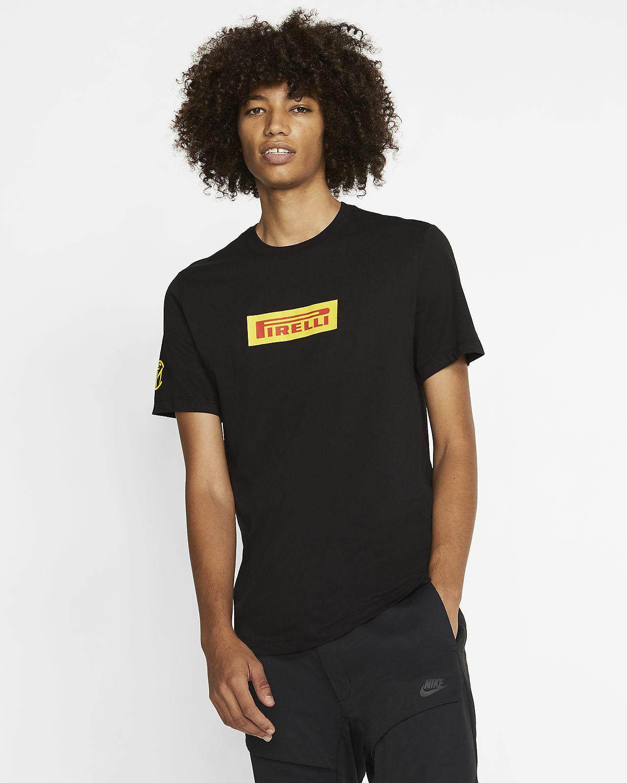 Inter Milan Men's Football T-Shirt