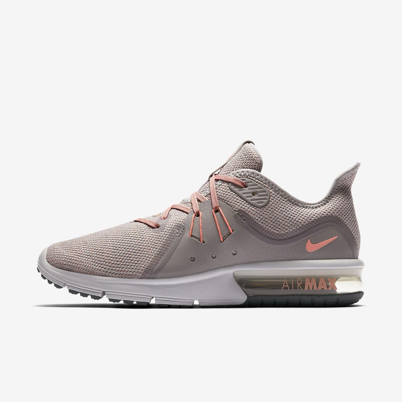 Nike Air Max Sequent 3 Kadın Koşu Ayakkabısı