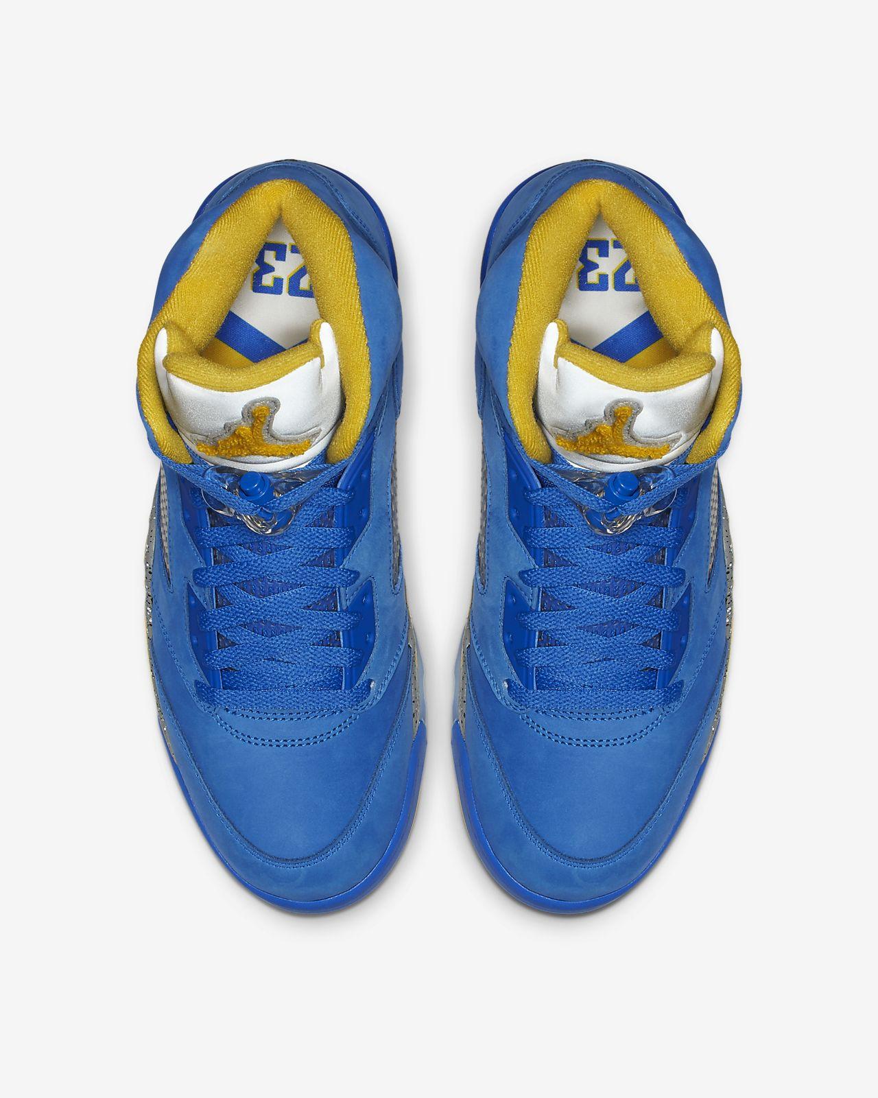new style 1d1c7 6e3c0 ... Chaussure Air Jordan 5 Laney JSP pour Homme