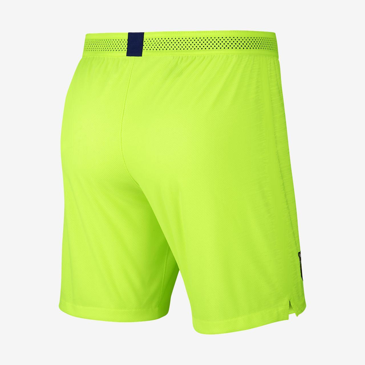 91cd3fcb03a 2018/19 FC Barcelona Vapor Match Away Men's Football Shorts