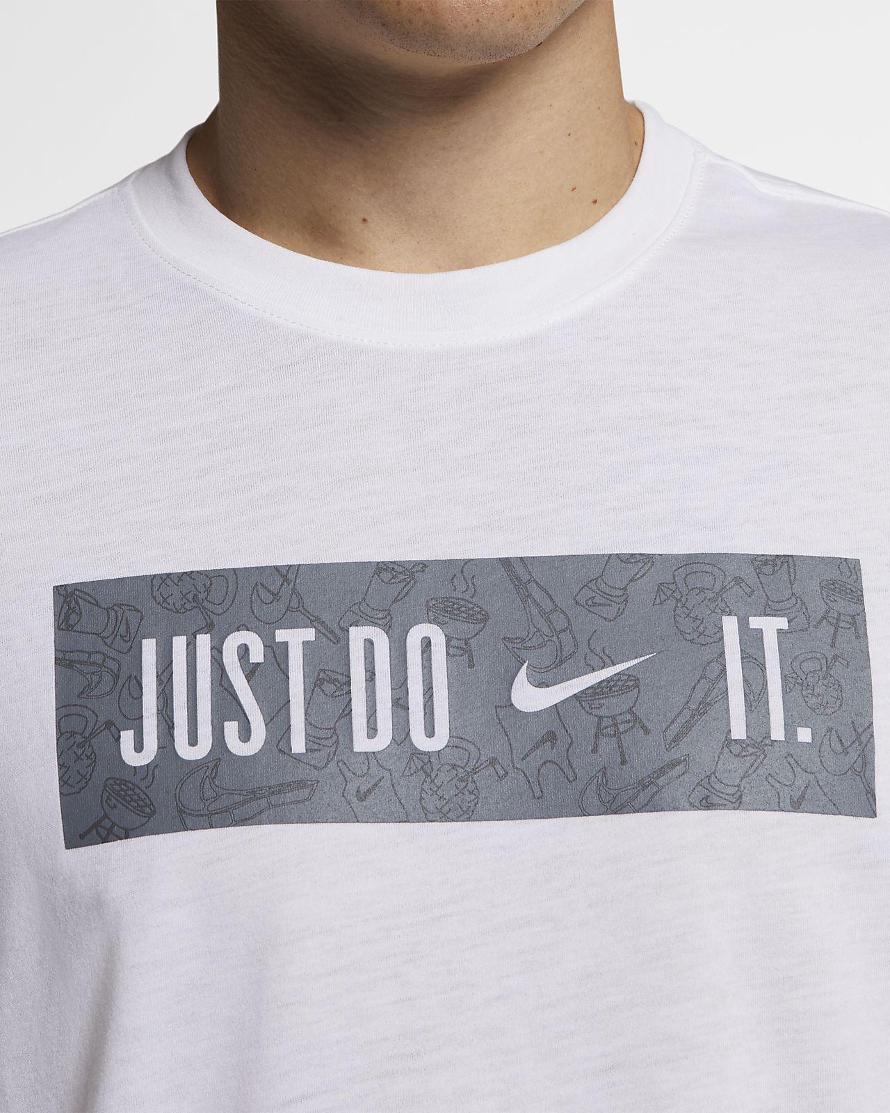 huge discount 9ddf6 9b430 ... Tee-shirt de training Nike Dri-FIT pour Homme