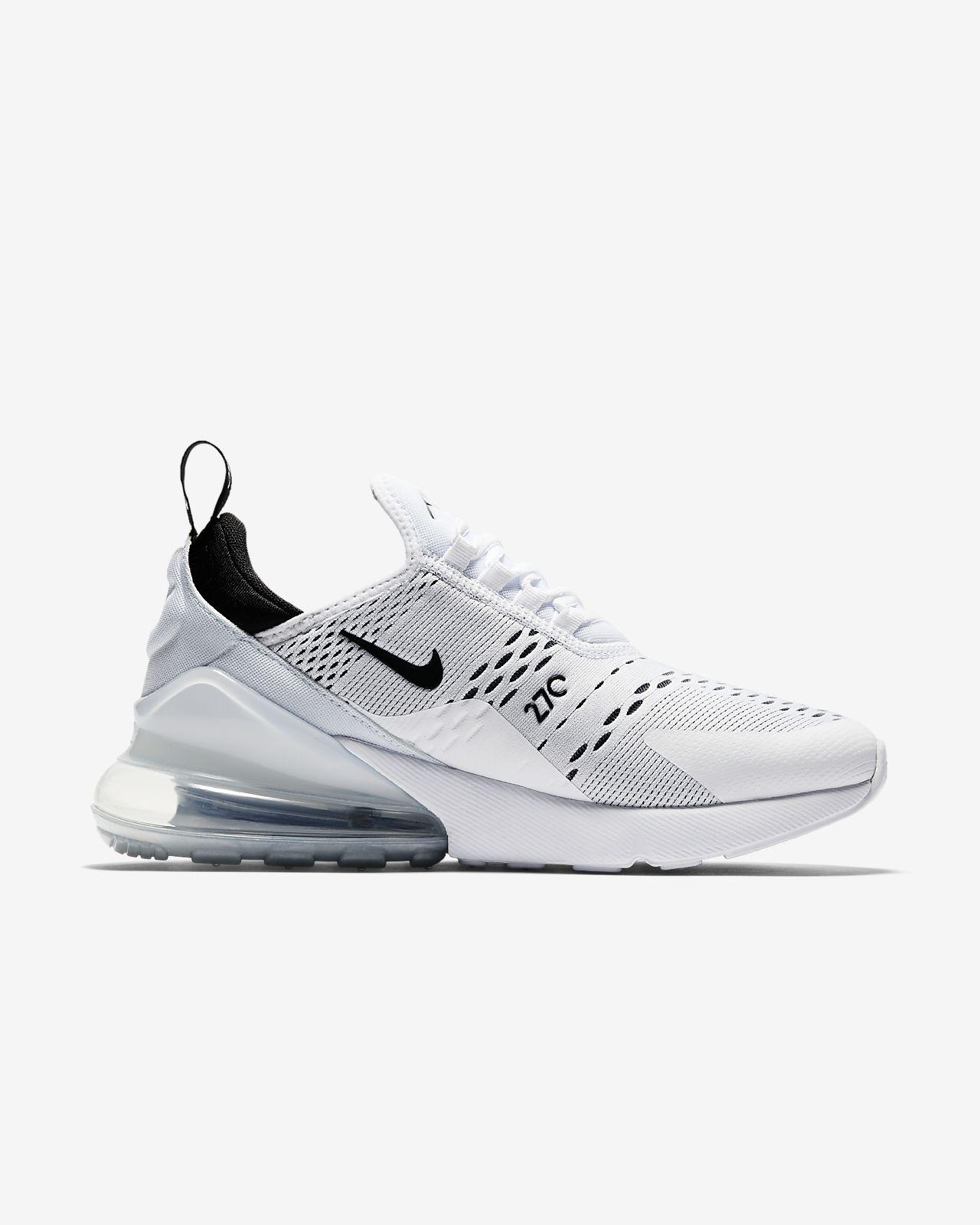 Nike Air Max 270 Sneakers VitSvart