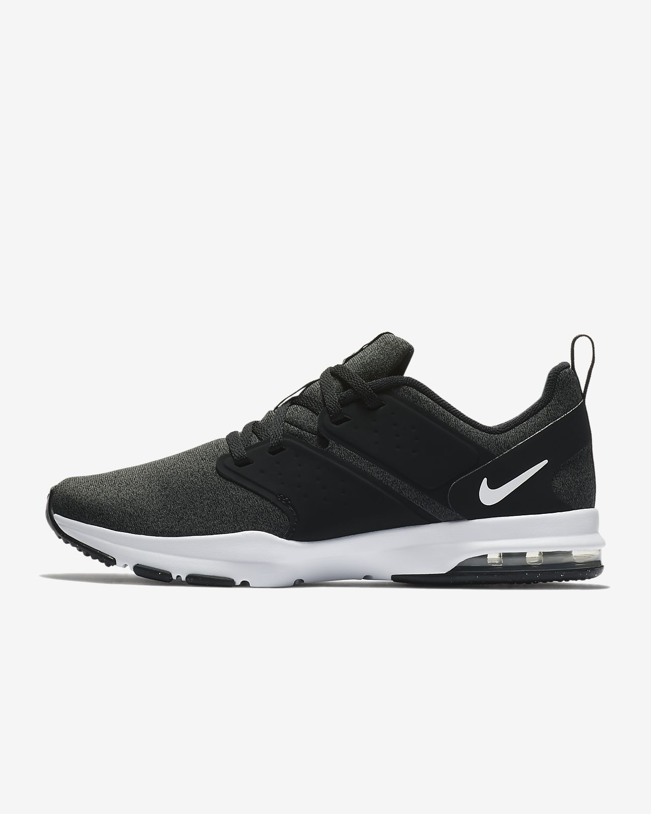 Nike Performance AIR BELLA TR - Sports shoes - black/white/anthracite QRCW11