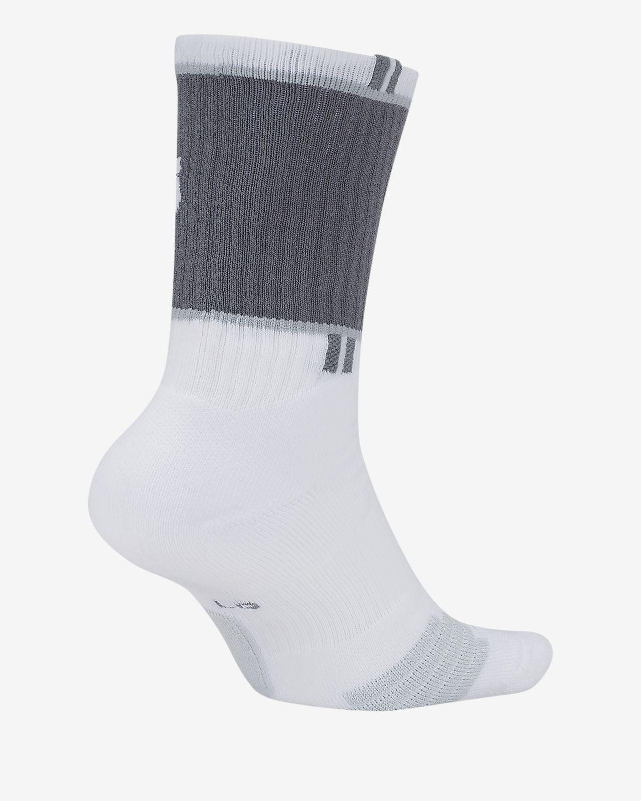 ถุงเท้าบาสเก็ตบอลข้อยาว KD Elite (1 คู่)