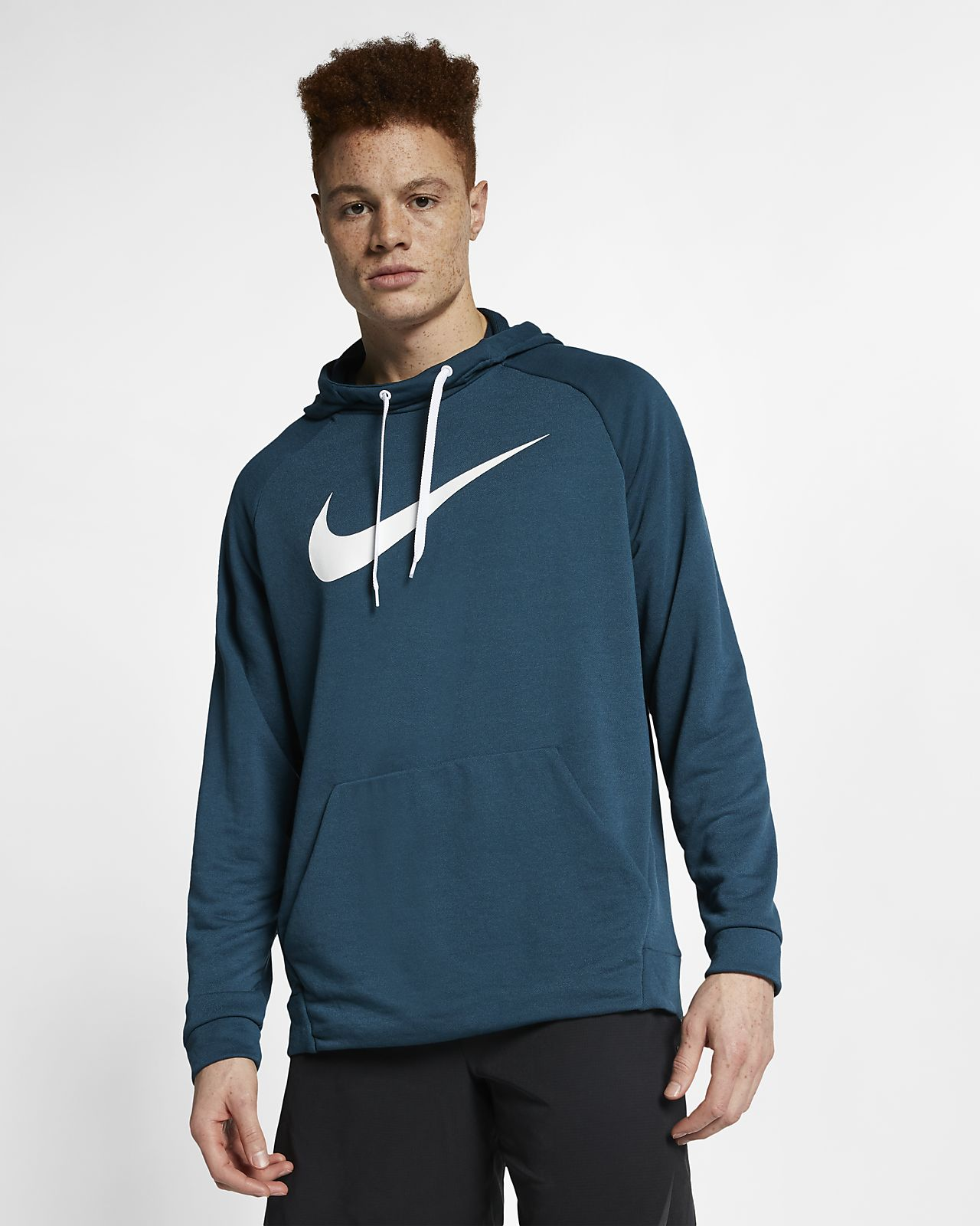Nike Dri-FIT Trainings-Hoodie für Herren