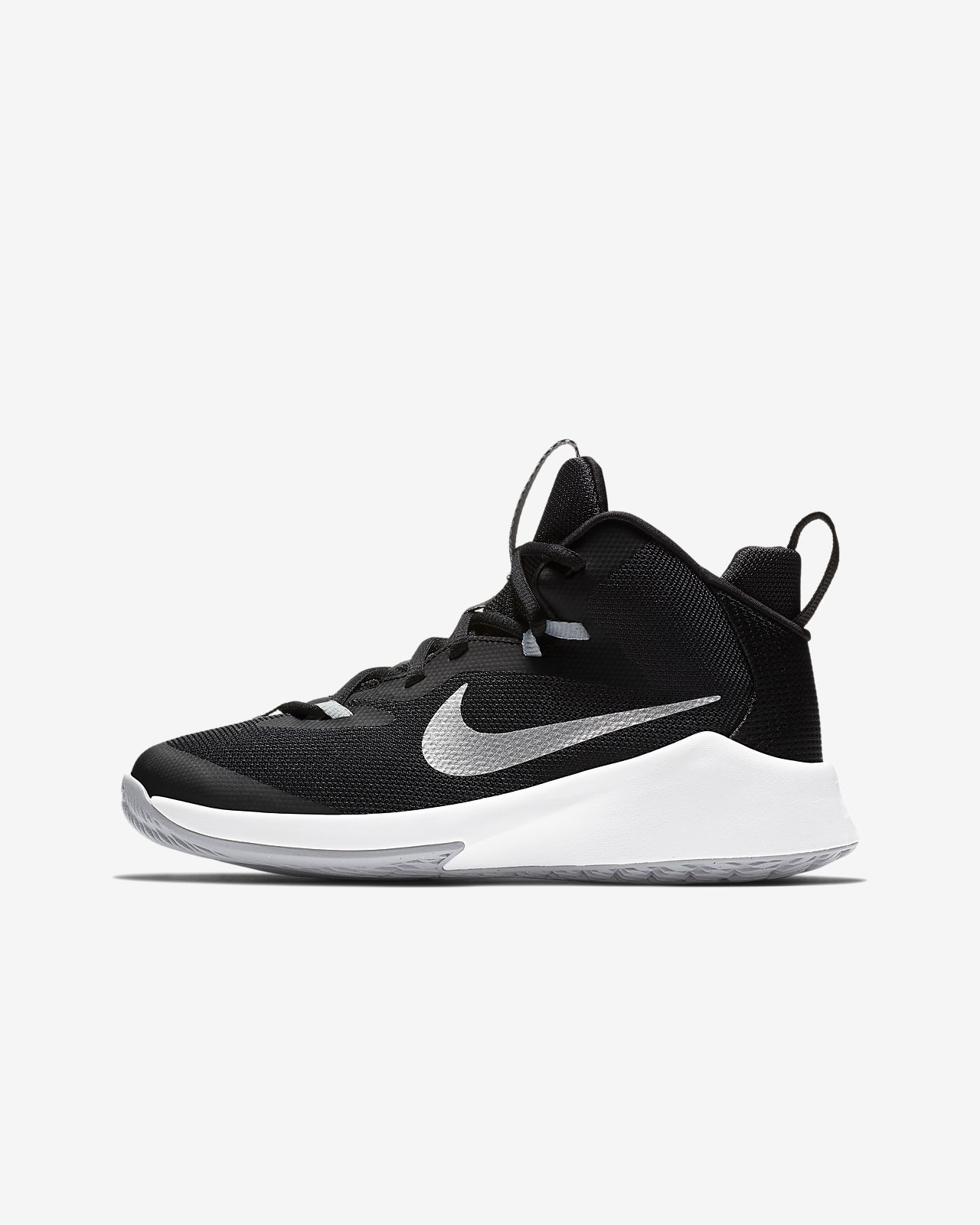 a386d0a3c081 Nike Future Court Little Big Kids  Basketball Shoe. Nike.com