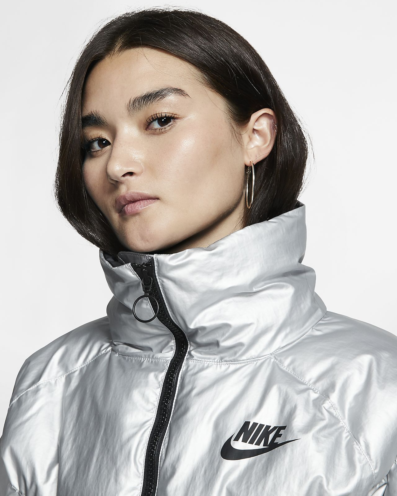 Giacca lucida Nike Sportswear Synthetic Fill Donna