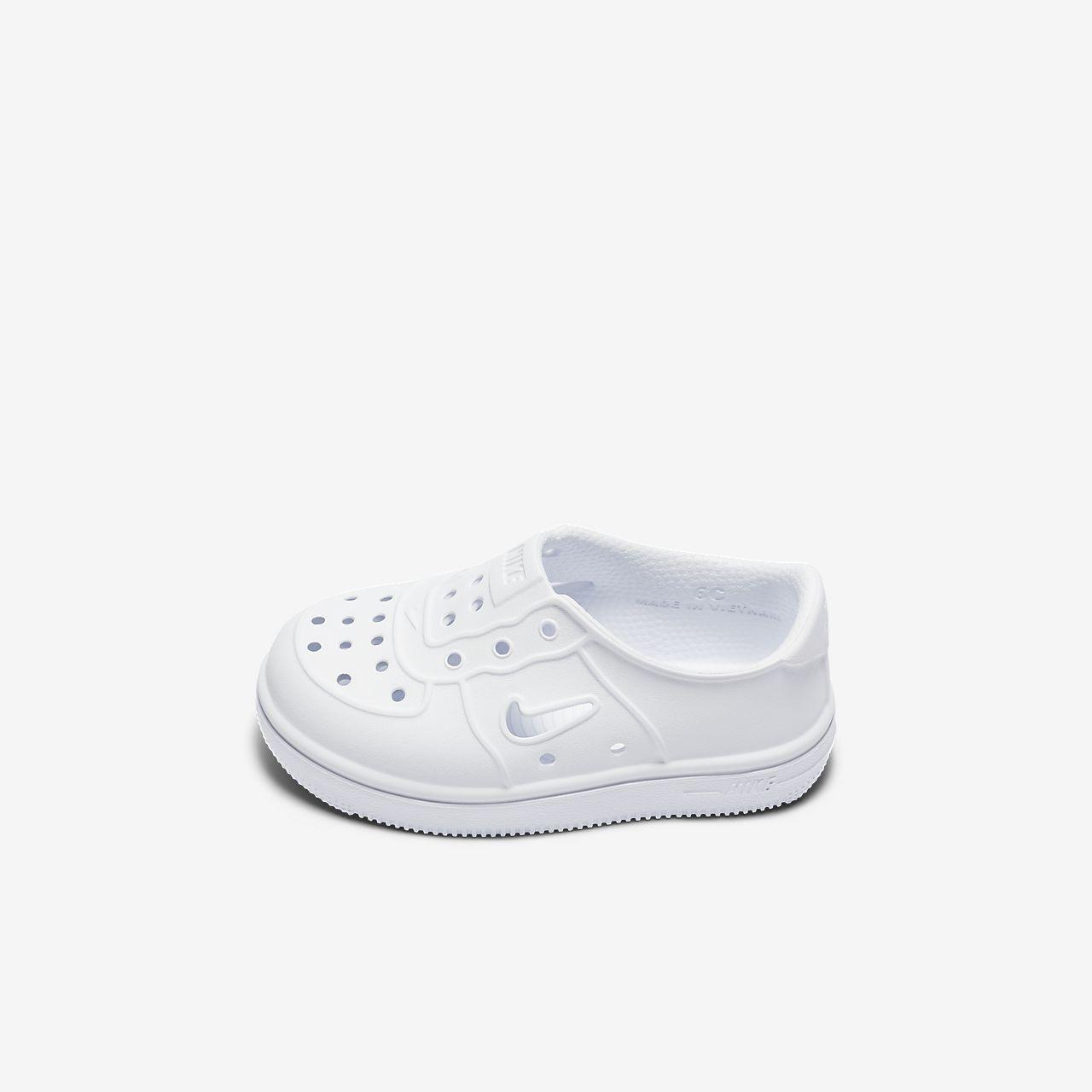 0d697dce Кроссовки для малышей Nike Foam Force 1. Nike.com RU