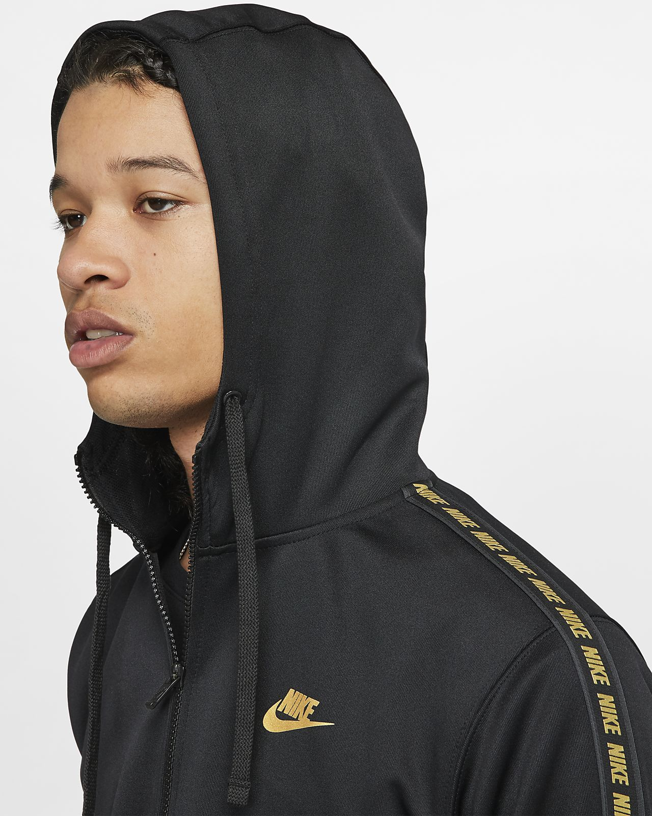 Nike Herren Repeat Hoodie