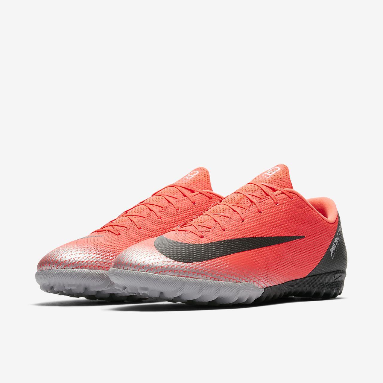 9a1ee01bb Nike MercurialX Vapor XII Academy CR7 Turf Football Shoe. Nike.com IN