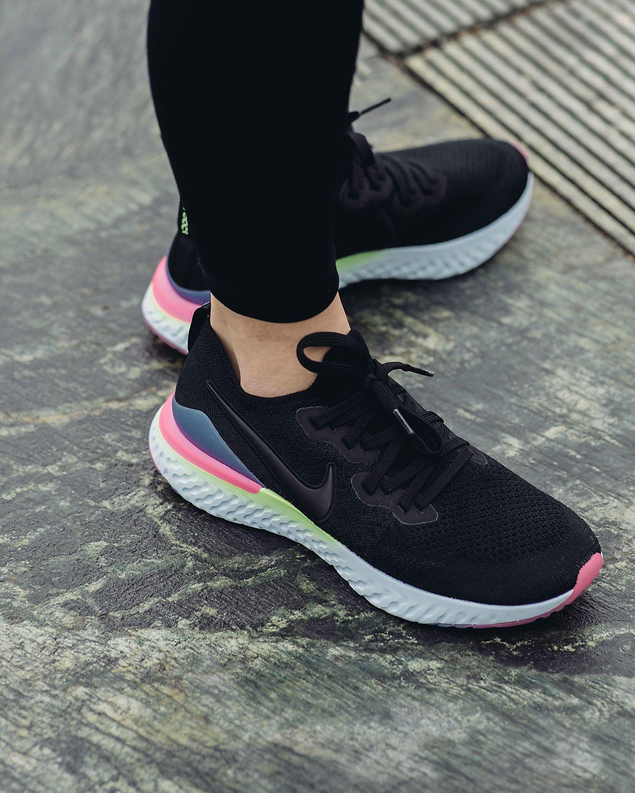 0498cd154 Nike Epic React Flyknit 2 Women's Running Shoe. Nike.com GB