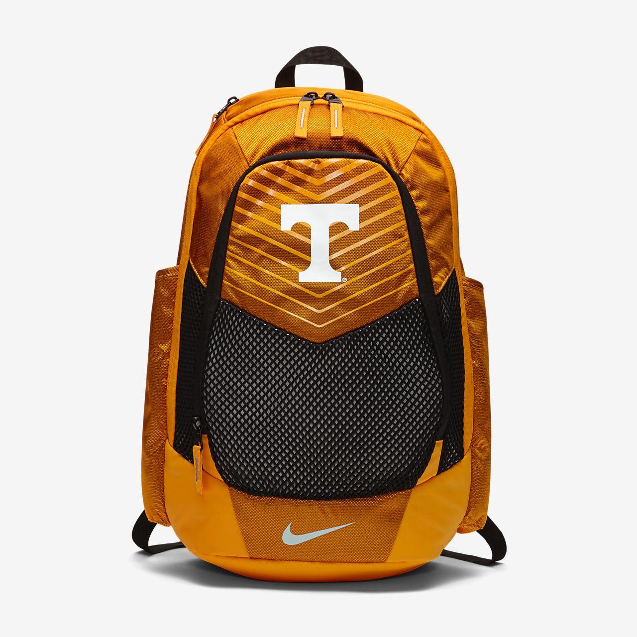 e52b9c77fcd Nike Men Orange Black Max Air Vapor Printed Backpack. Nike College Vapor  Power Tennessee Backpack. Nike College Vapor Power Tennessee Backpack Com