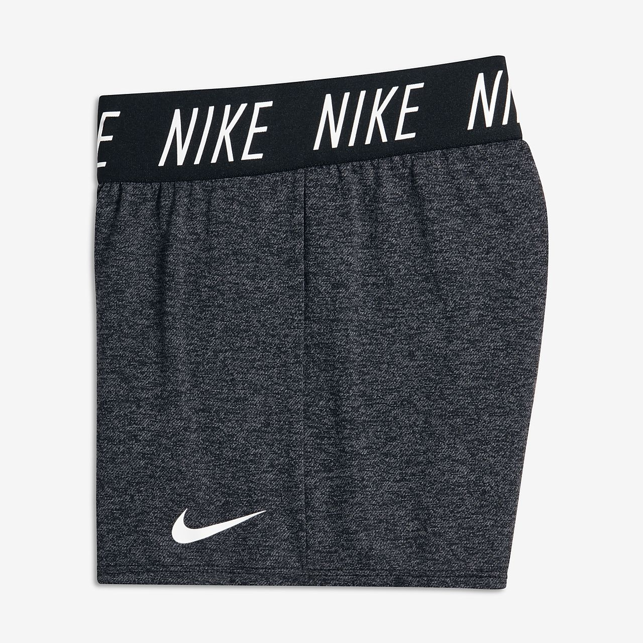 835801cd7 Nike Dri-FIT Trophy Big Kids' (Girls') Training Shorts. Nike.com