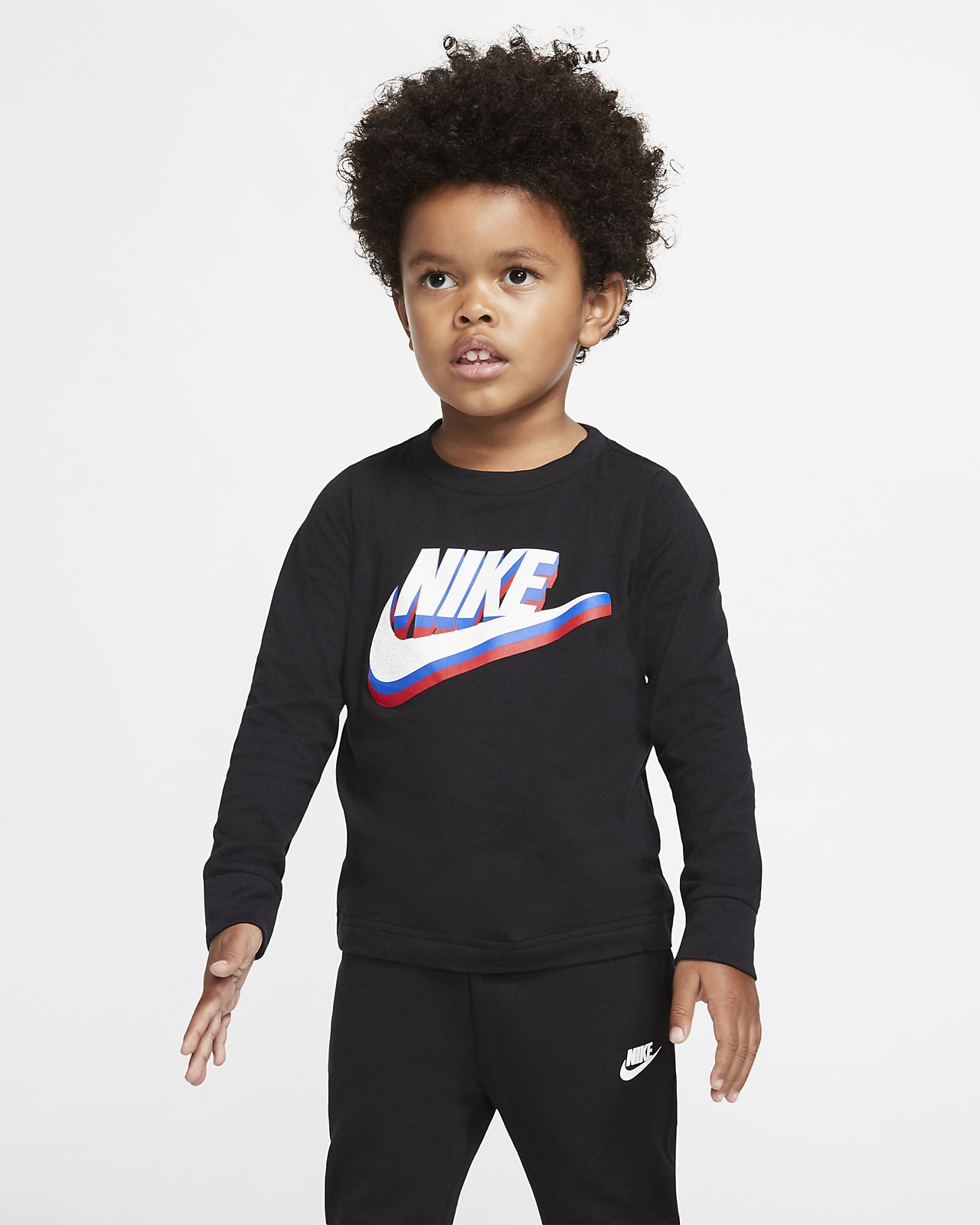 Nike Sportswear Toddler Long-Sleeve T-Shirt