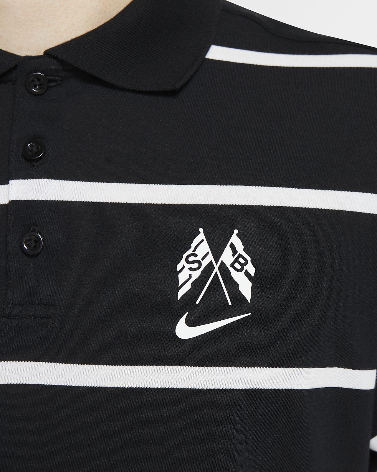 Nike SB Dri FIT Skateboard Poloshirt für Herren