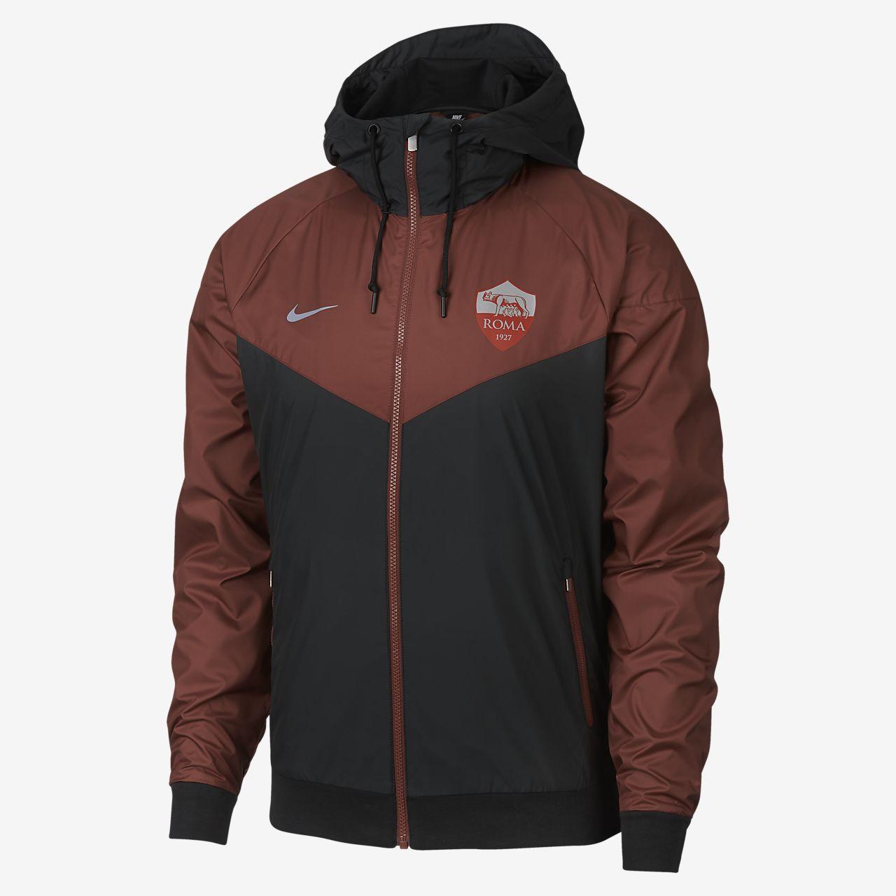 52ae199bc72 A.S. Roma Windrunner - jakke til mænd. Nike.com DK