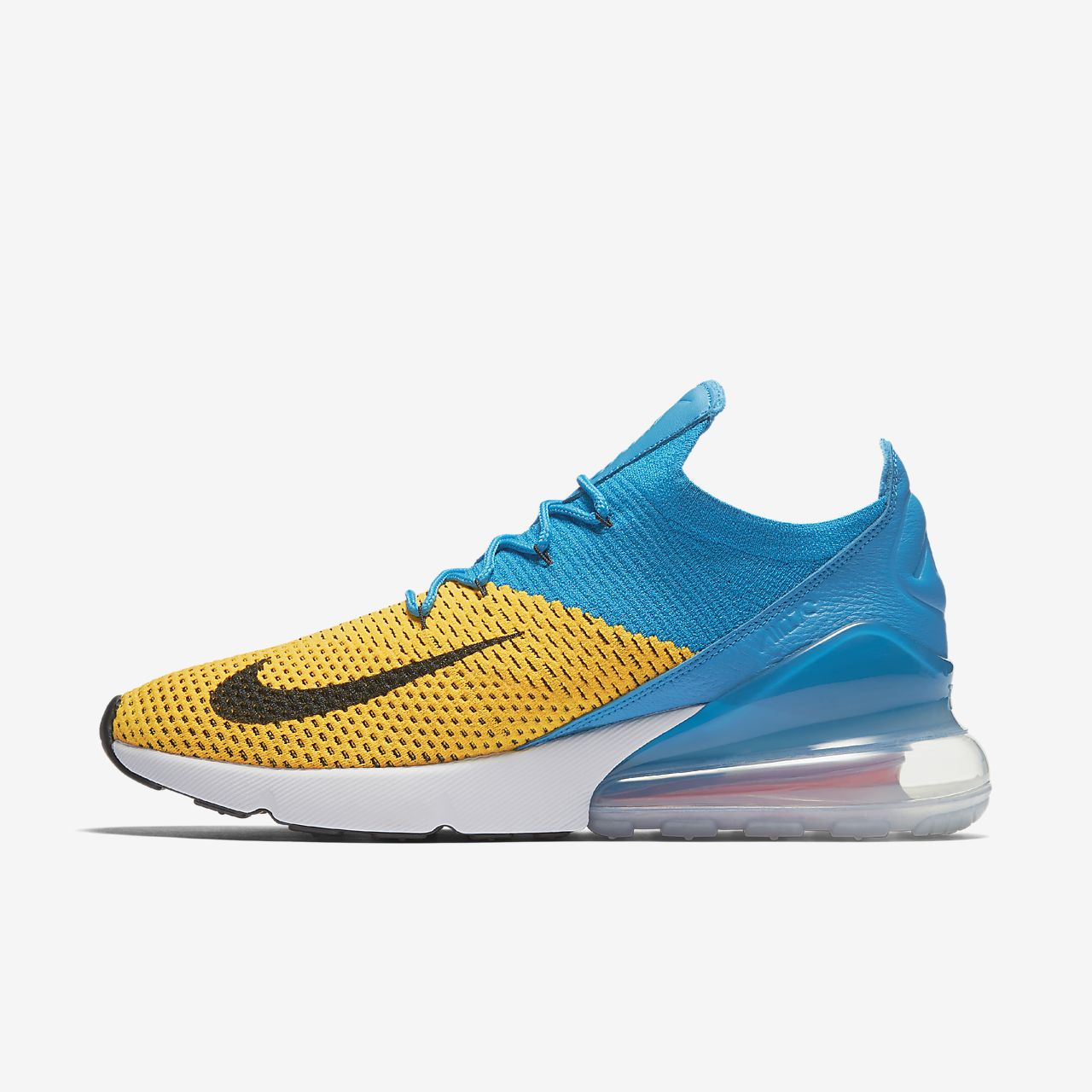 Nike Air Max 270 Flyknit Mens Shoe