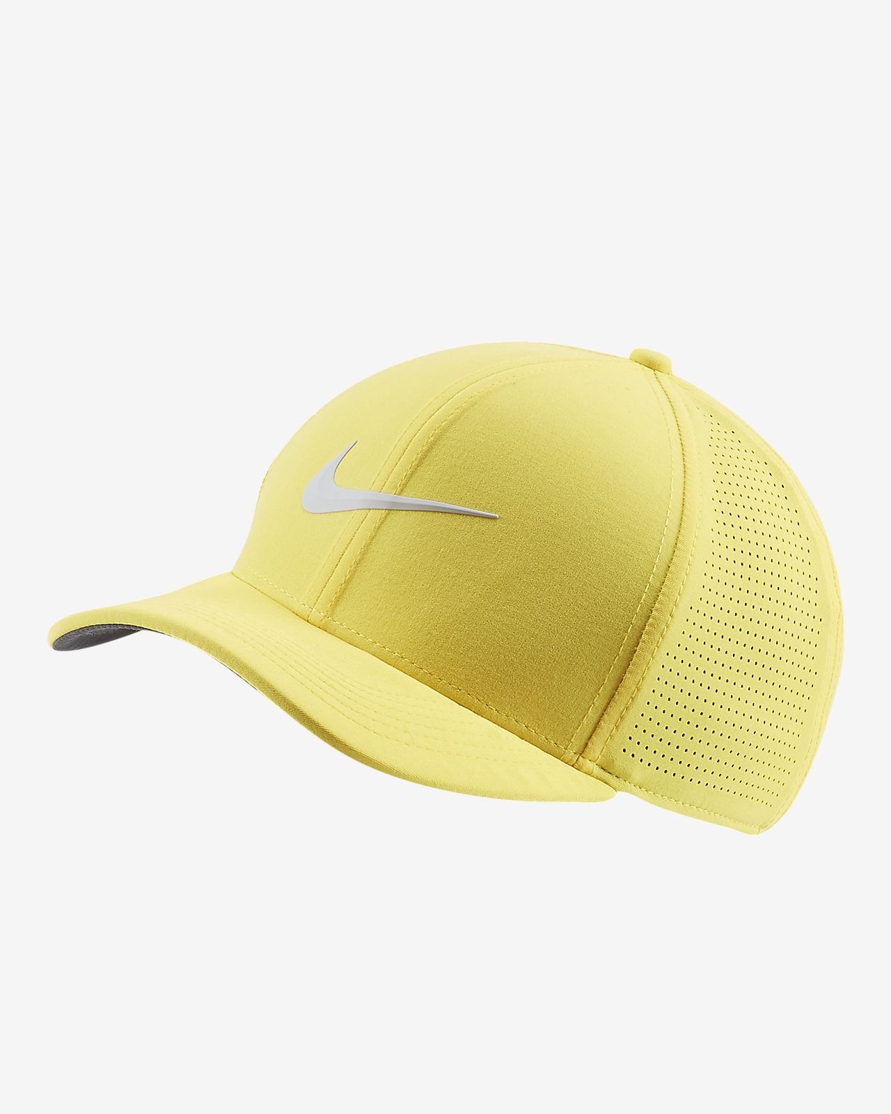 79dcc0d8904dcc Nike AeroBill Classic 99 Fitted Golf Hat. Nike.com