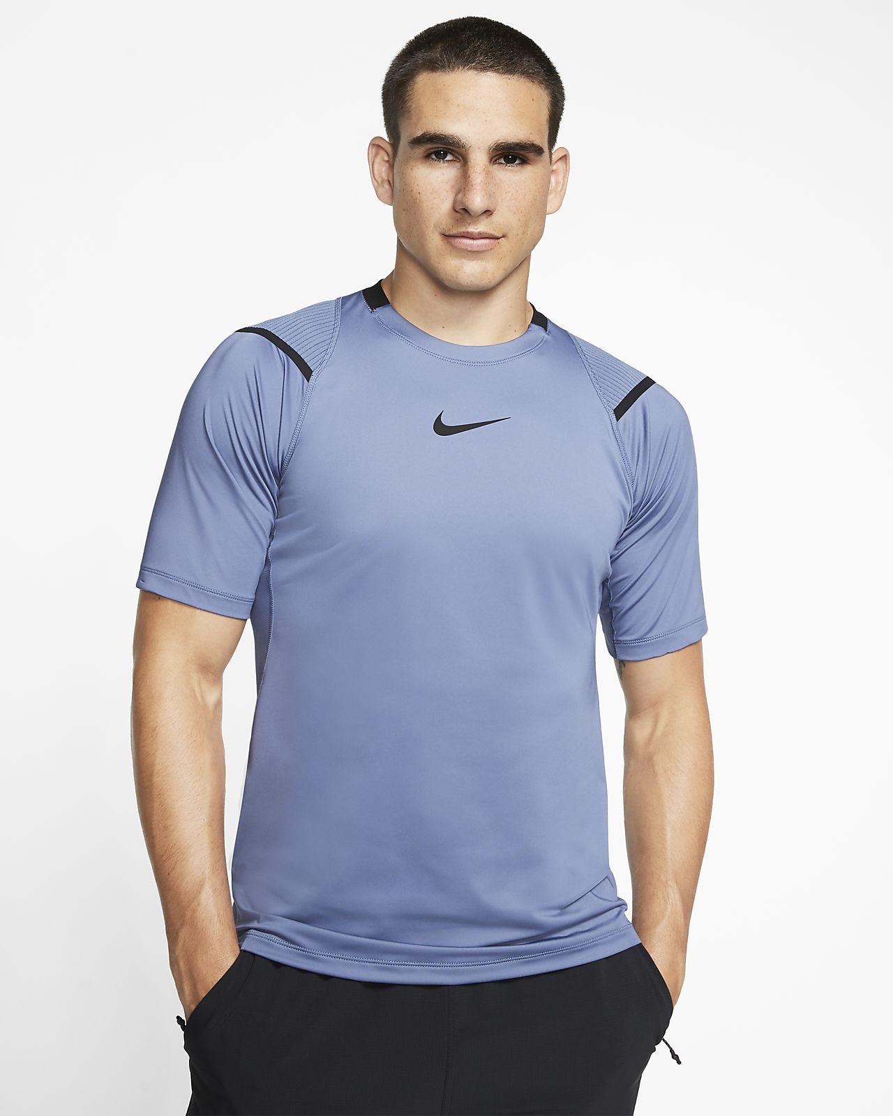 Nike Pro AeroAdapt Part superior de màniga curta - Home