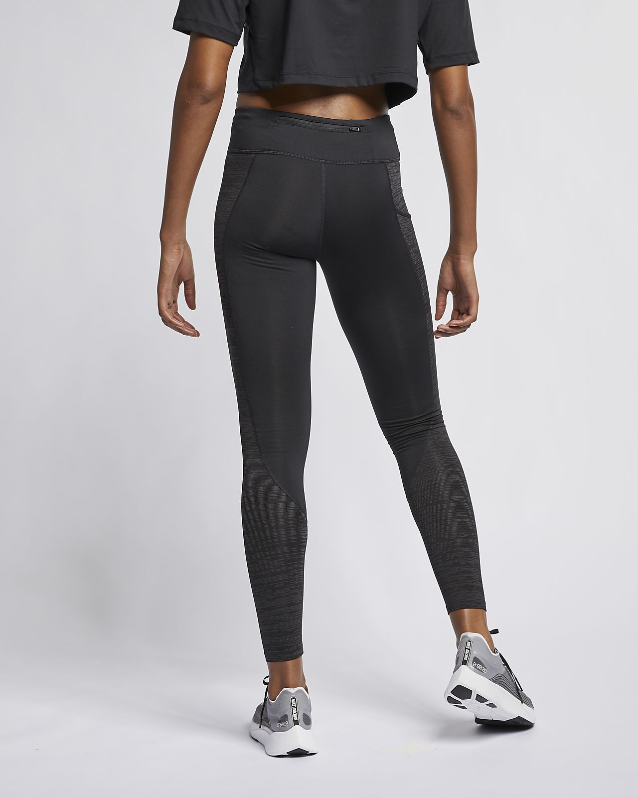 Tights de running de aquecimento Nike Racer para mulher