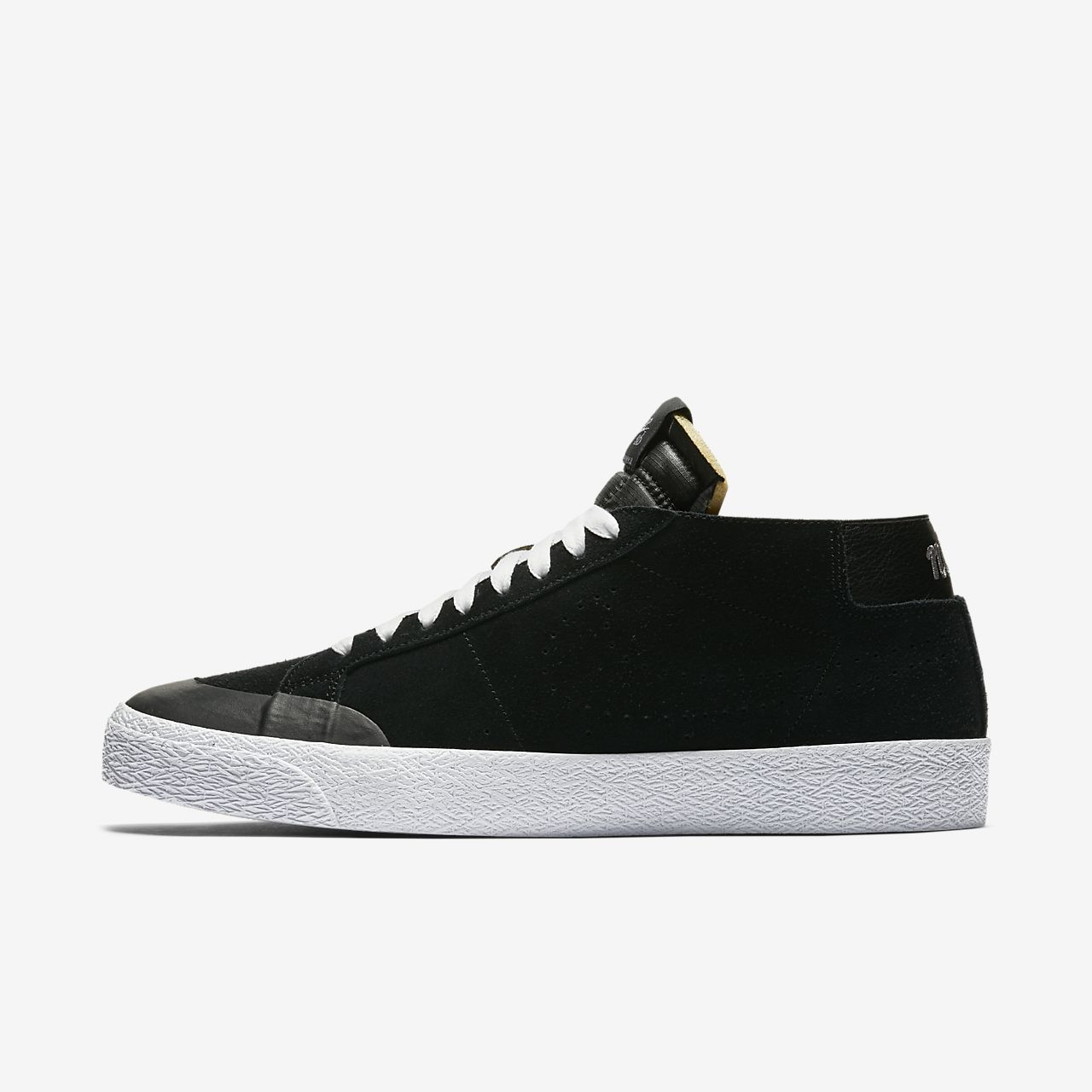 Skateboardsko Nike SB Zoom Blazer Chukka XT för män