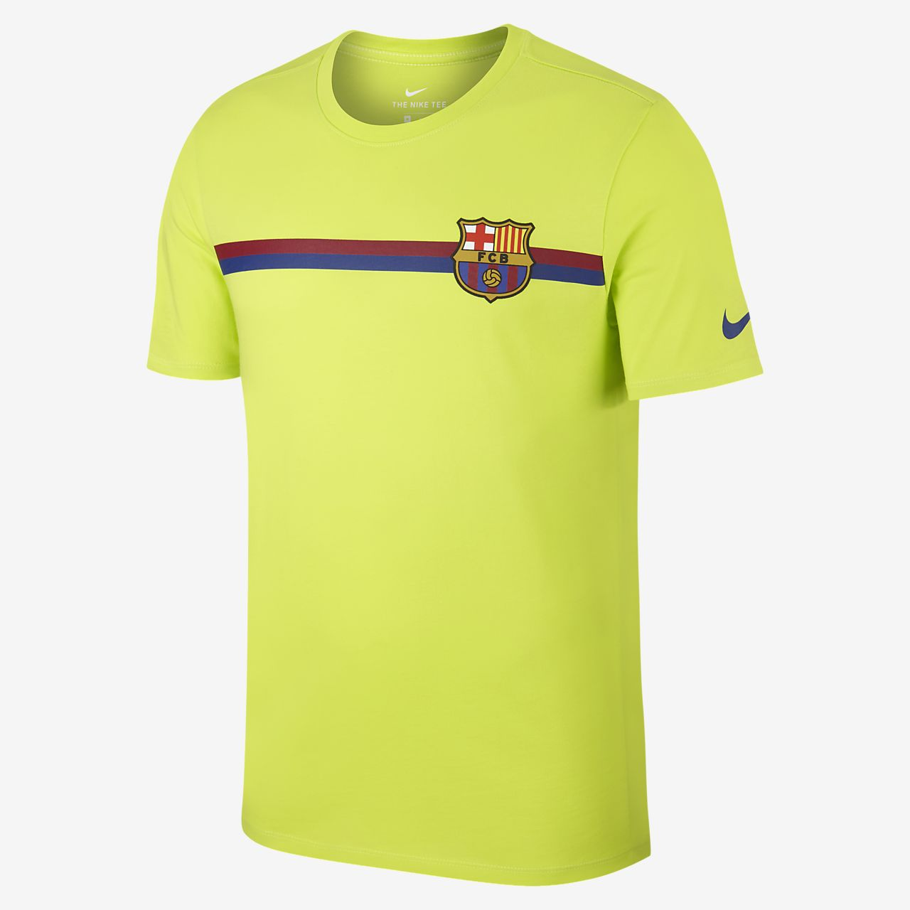 FC Barcelona Crest Samarreta - Home