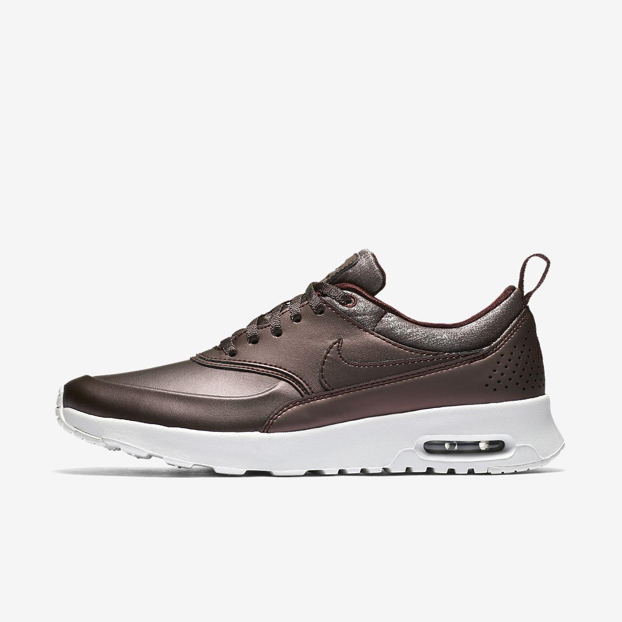 Nike Air Max Thea Ultra - Damen Schuhe Black Größe 39 03nkln