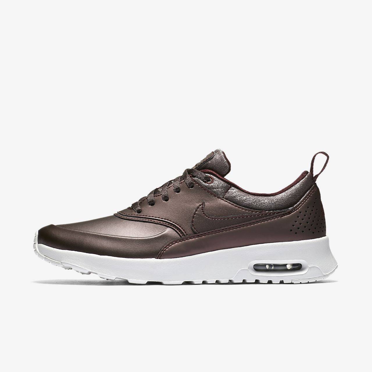 nike air max thea premium beige womens shoe