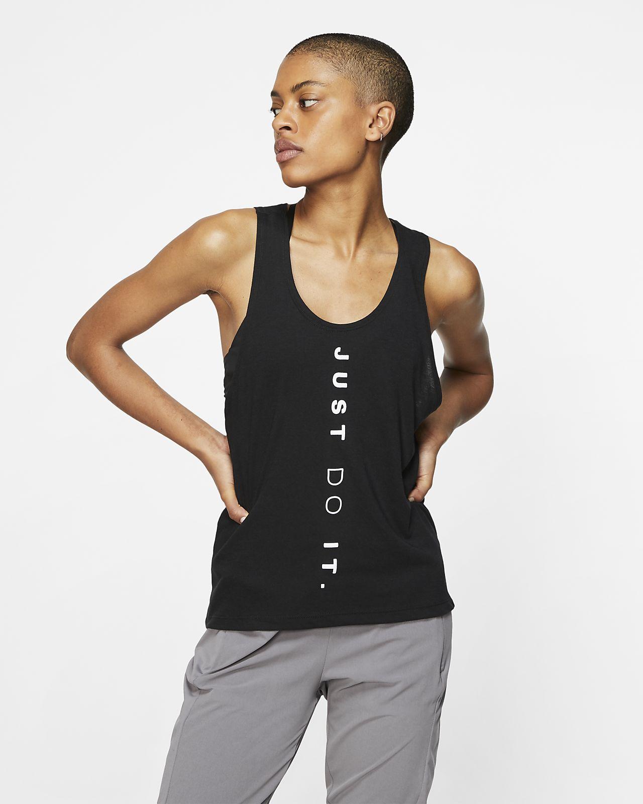 Camiseta de tirantes de running para mujer Nike Dri-FIT Miler