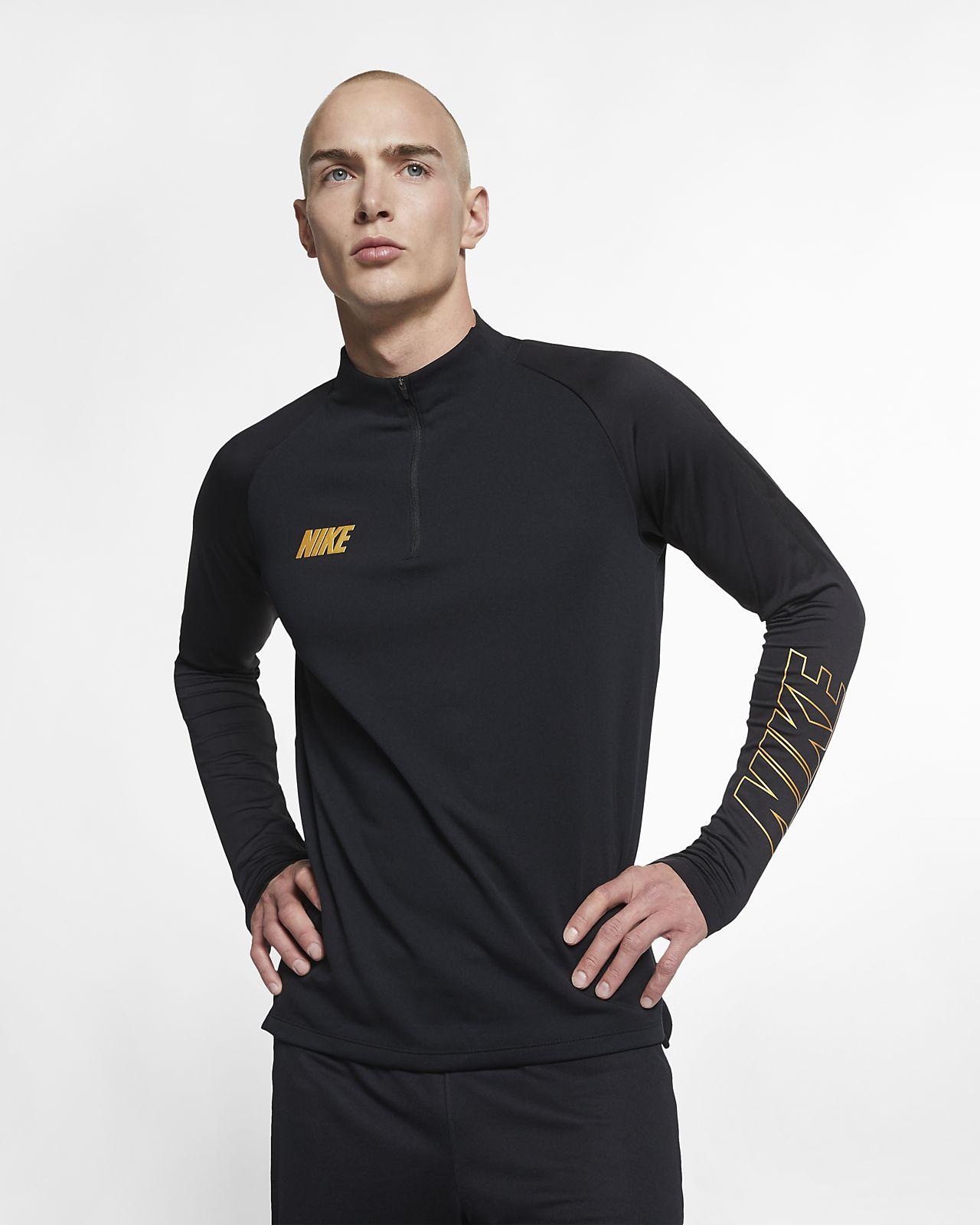 Pánský fotbalový tréninkový top Nike Dri-FIT Squad