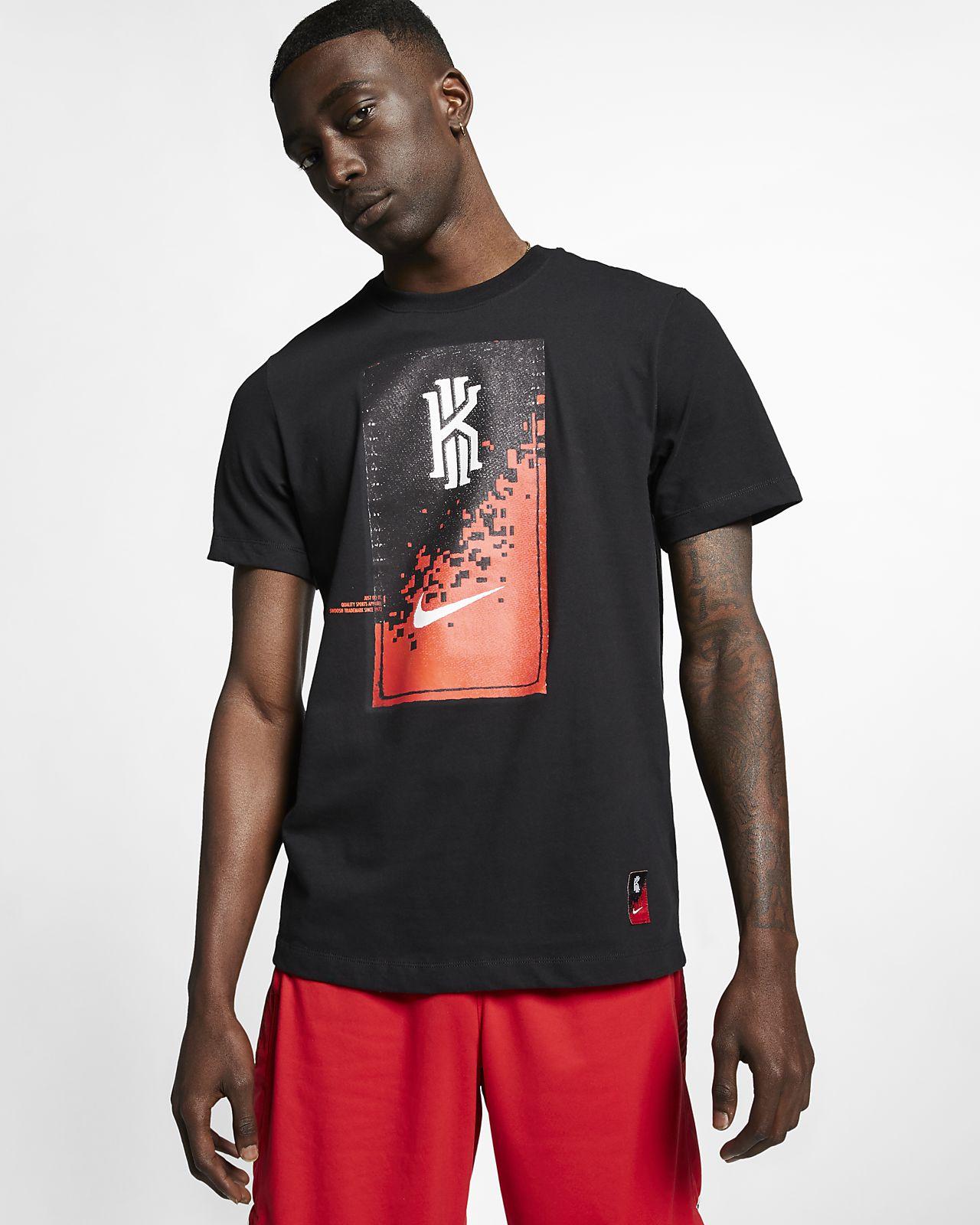 6f3cfaf8e Nike Dri-FIT Kyrie Men's T-Shirt. Nike.com GB