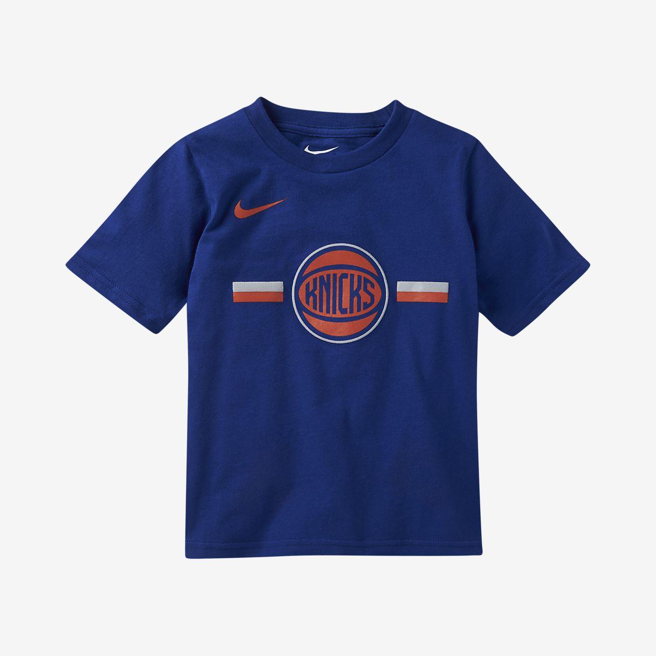 9feee50de New York Knicks Nike Logo Toddler NBA T-Shirt. Nike.com