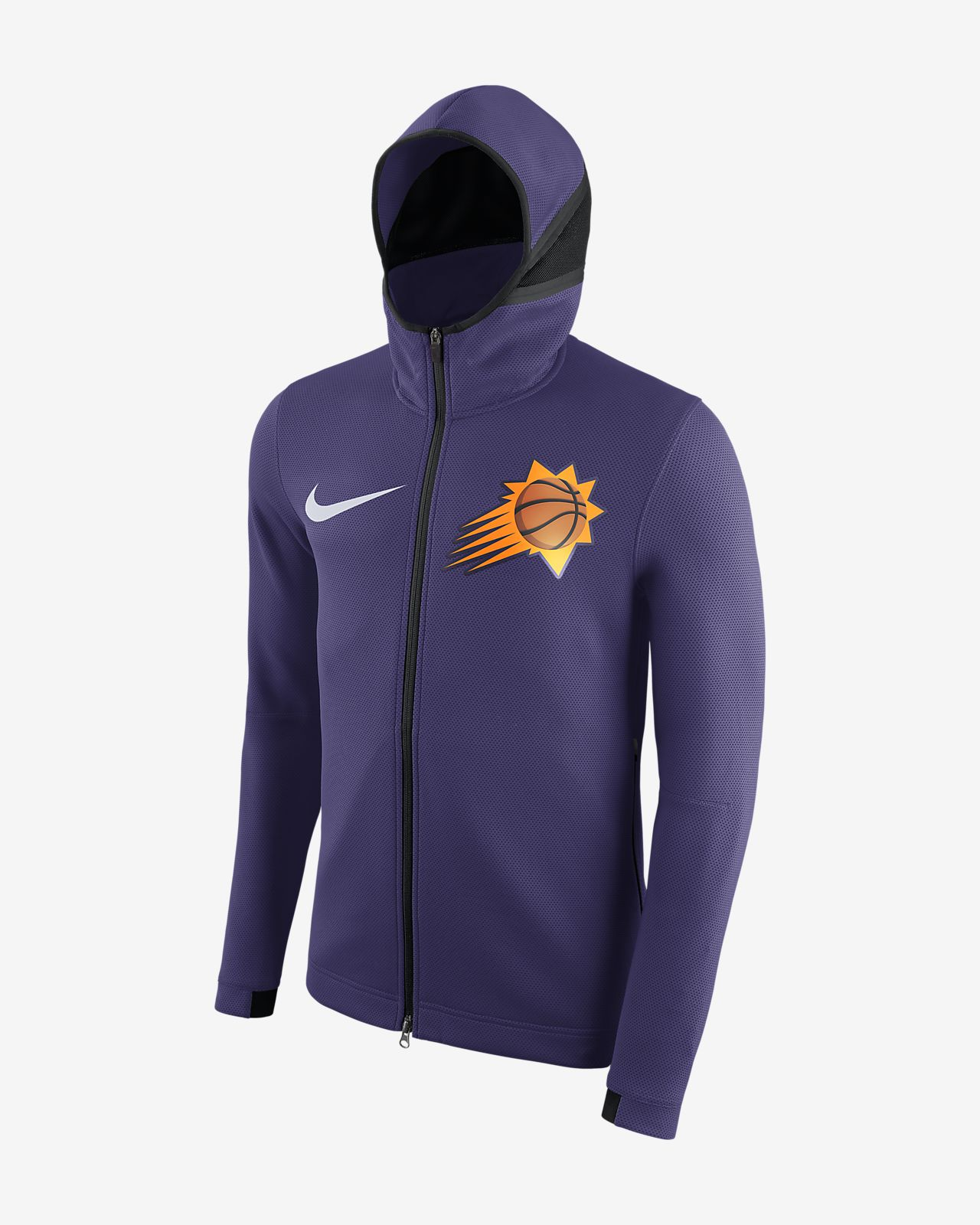 e5db36fb7202 Phoenix Suns Nike Therma Flex Showtime Men s NBA Hoodie. Nike.com