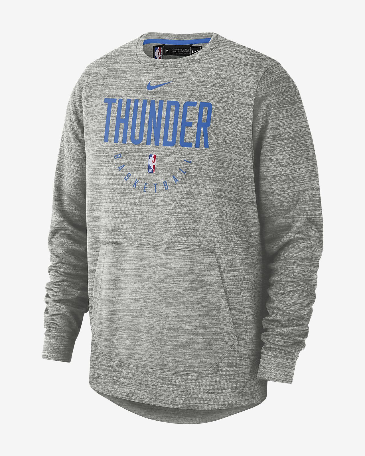 a9977210ab48 Oklahoma City Thunder Nike Spotlight Men s NBA Crew. Nike.com