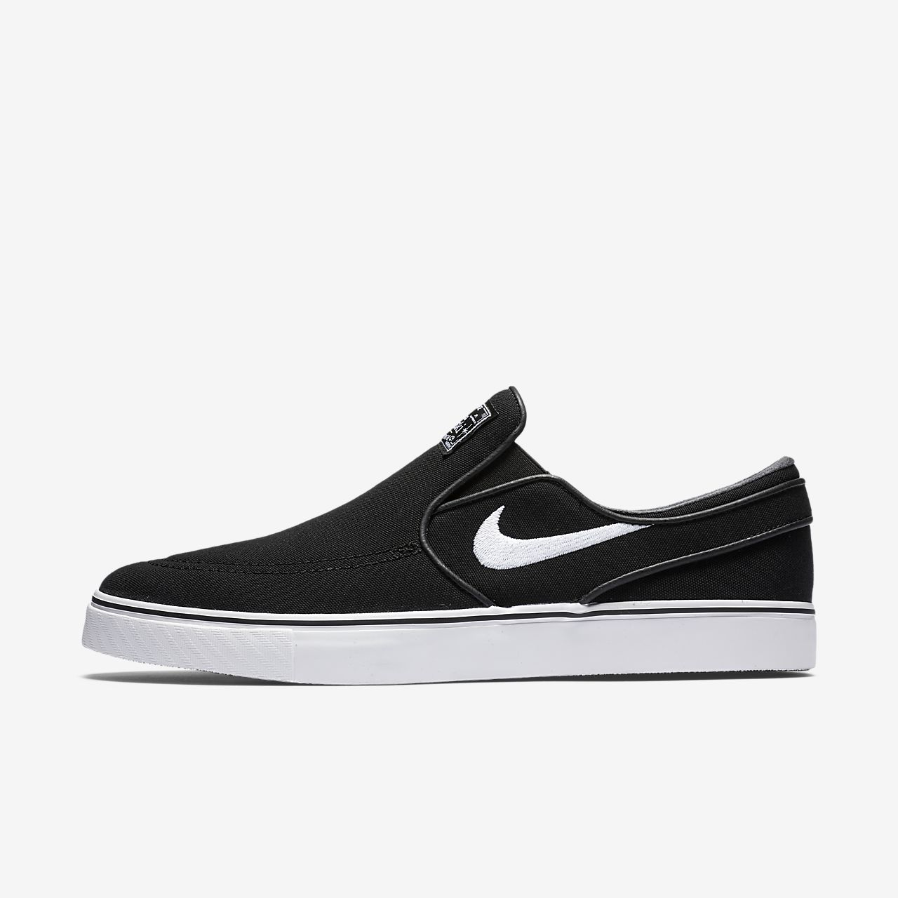 eb556e162dc6 Nike SB Zoom Stefan Janoski Slip-On Canvas Men s Skateboarding Shoe ...