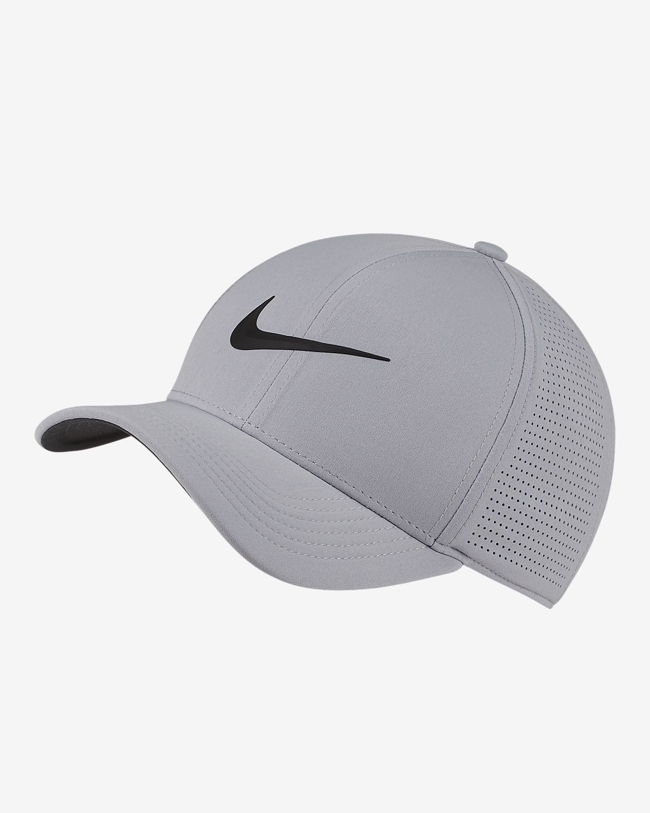 f252fa94 Nike AeroBill Classic 99 Fitted Golf Hat. Nike.com GB