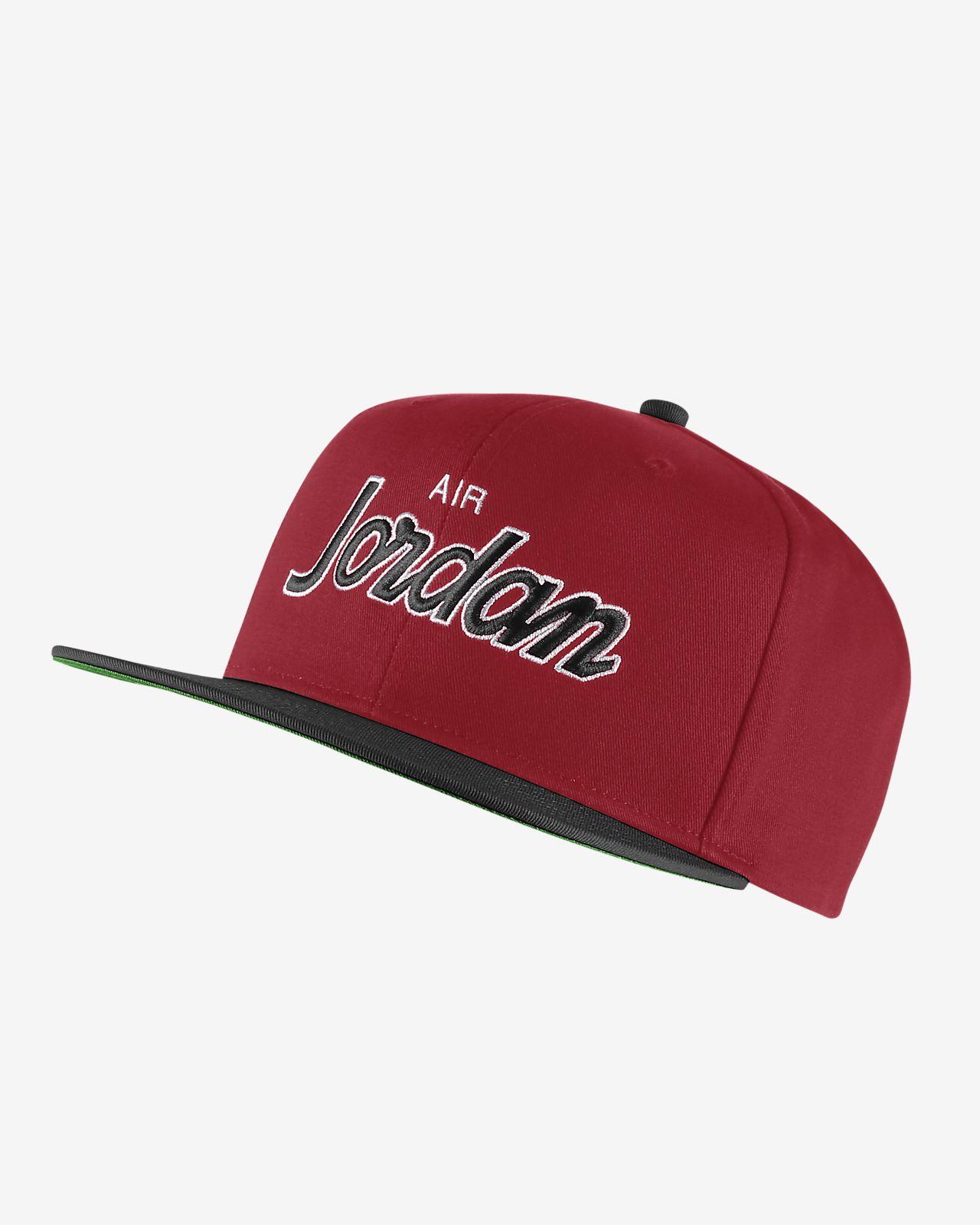 Cappello Jordan Pro Script