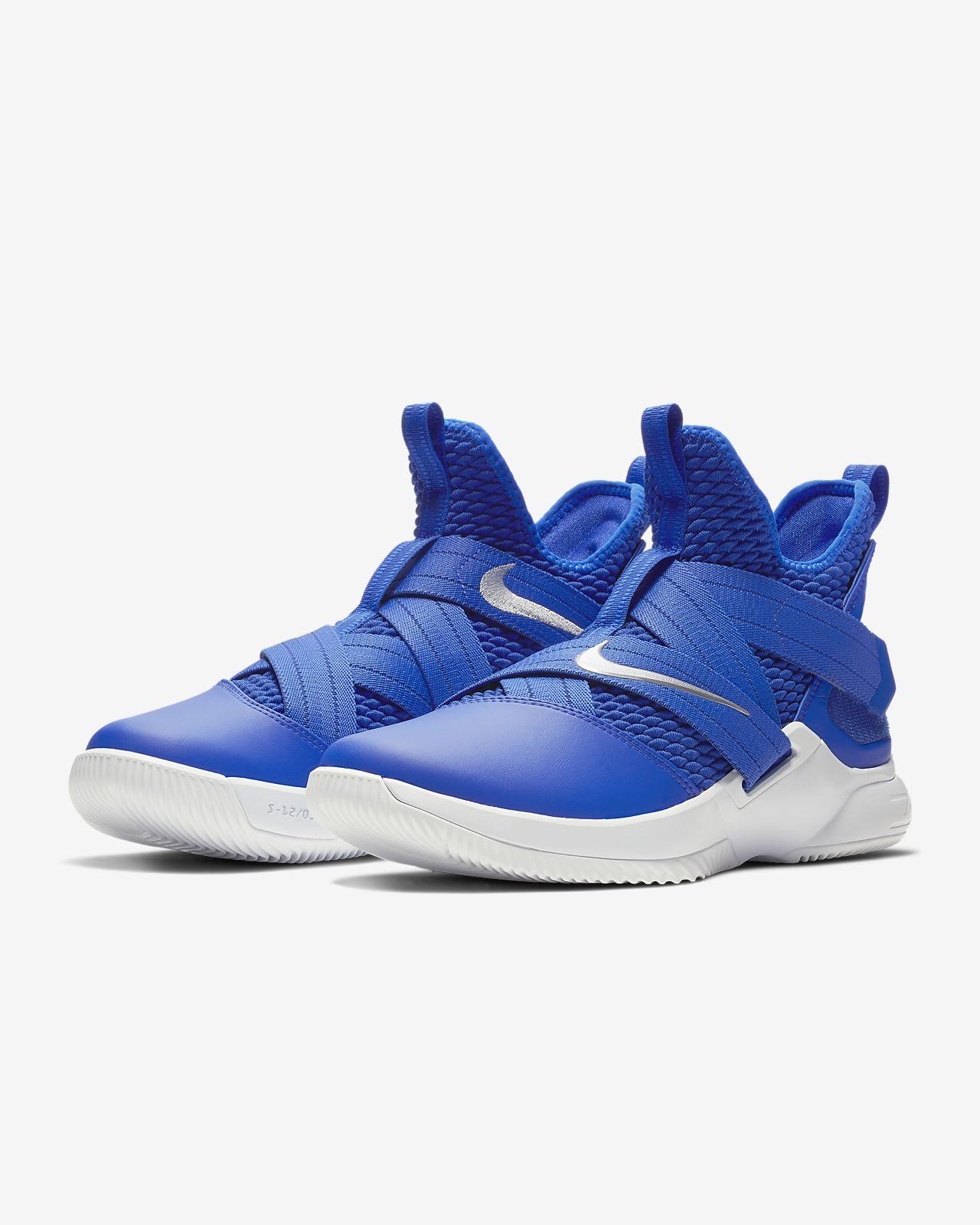 656a92024426dc LeBron Soldier 12 (Team) Men s Basketball Shoe. Nike.com