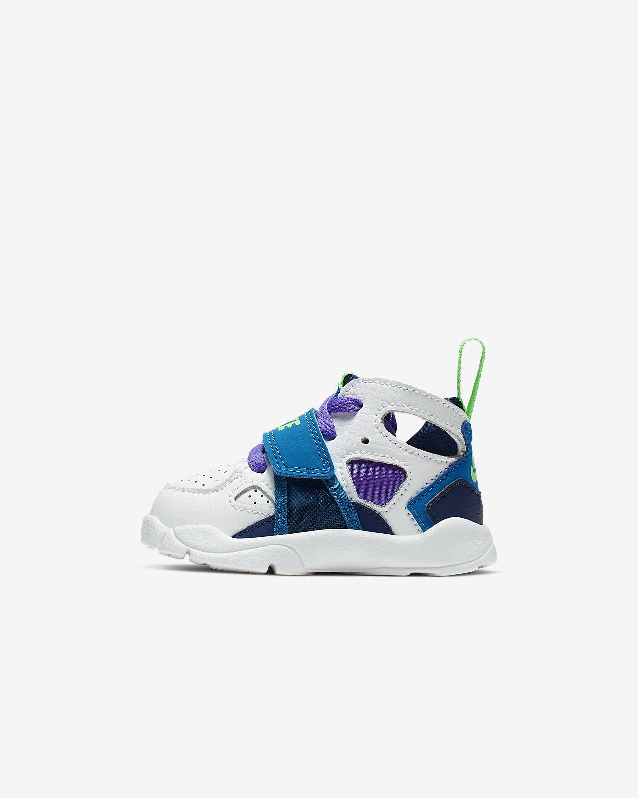 Nike Trainer Huarache Baby/Toddler Shoe