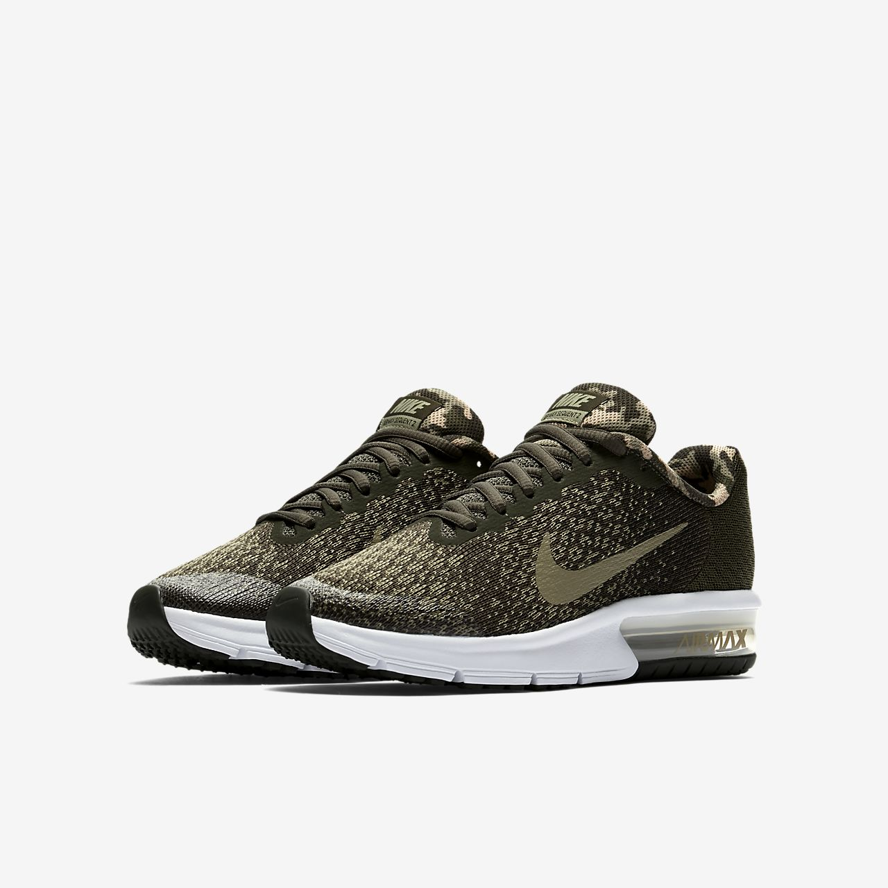 0b5cb8ec8c Nike Air Max Sequent 2 Older Kids' Shoe. Nike.com GB