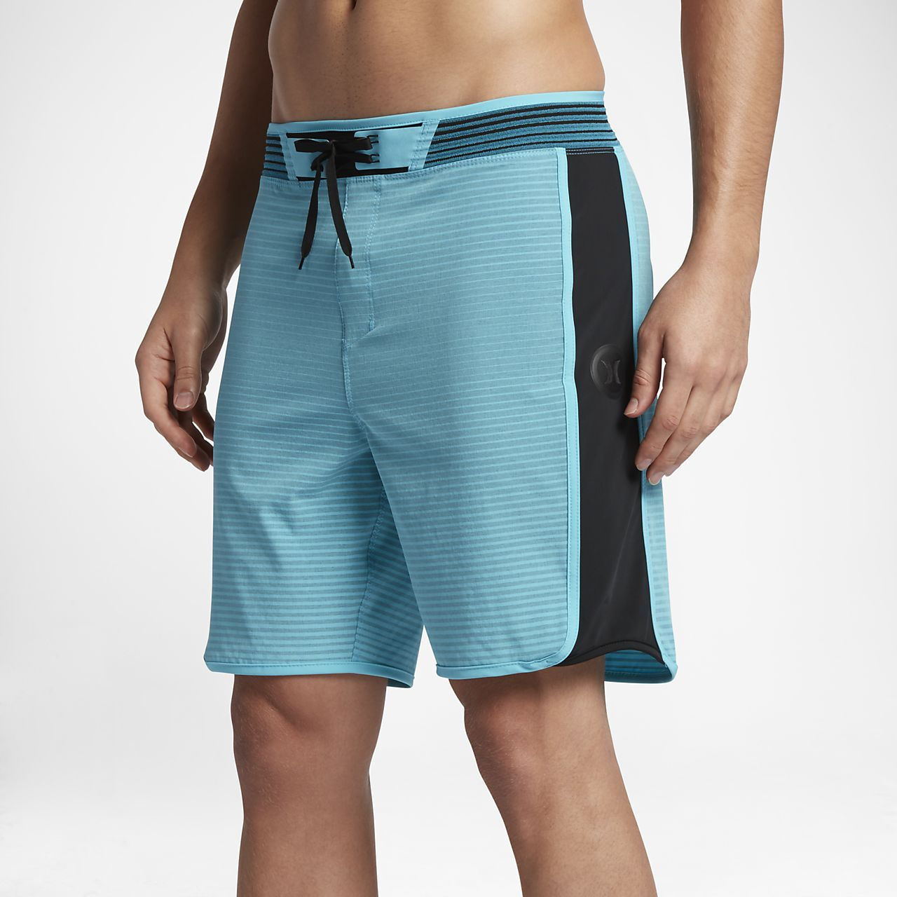 Hurley Phantom Hyperweave Motion Stripe Boardshort (45,5 cm) - Home