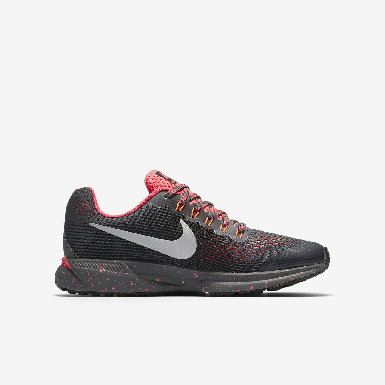 ... Nike Zoom Pegasus 34 Shield Big Kids' Running Shoe