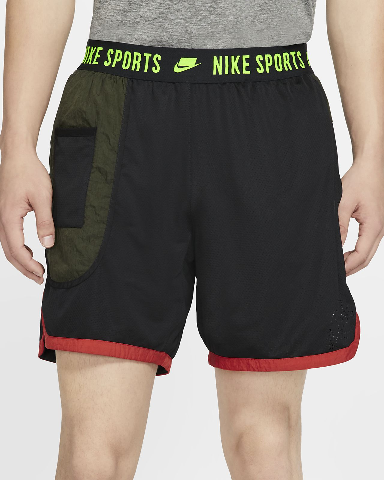 Shorts da training Nike Dri-FIT Sport Clash - Uomo