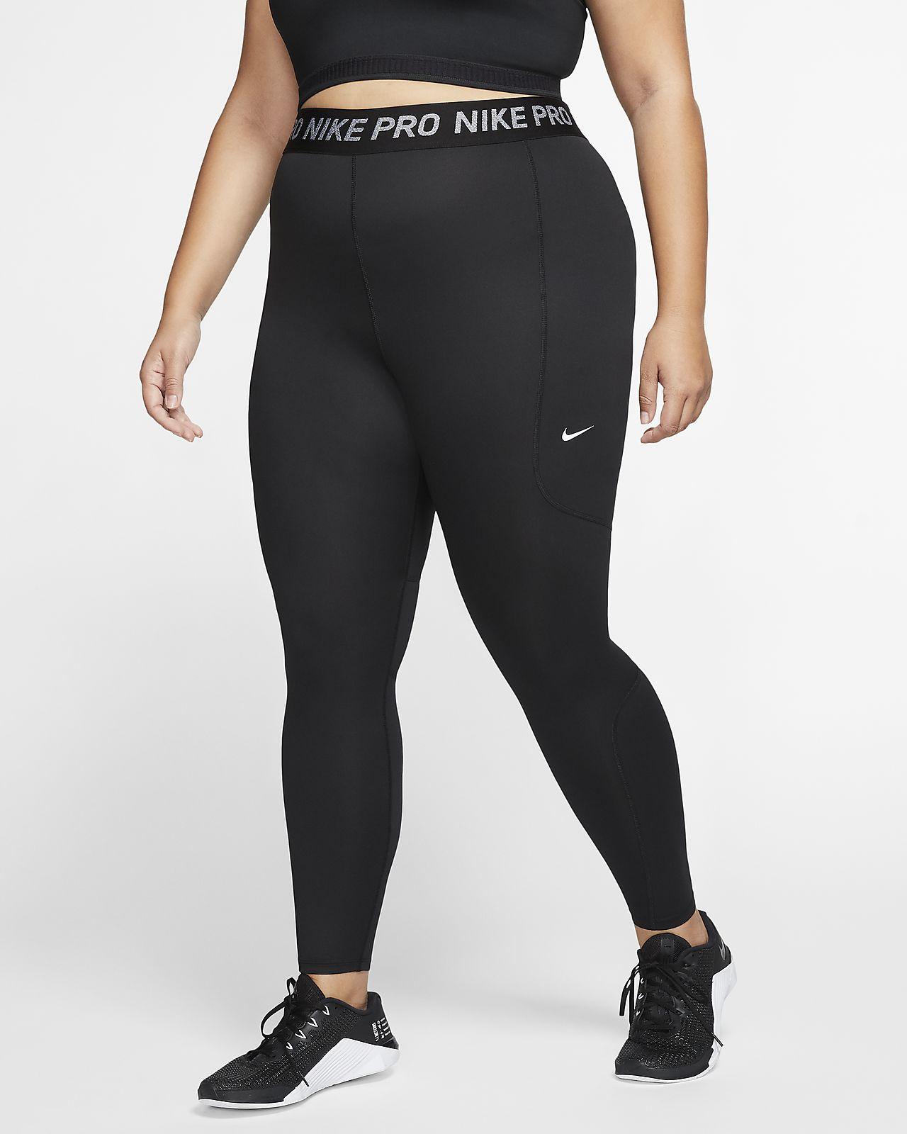 Mallas para mujer Nike Pro Warm (talla grande)