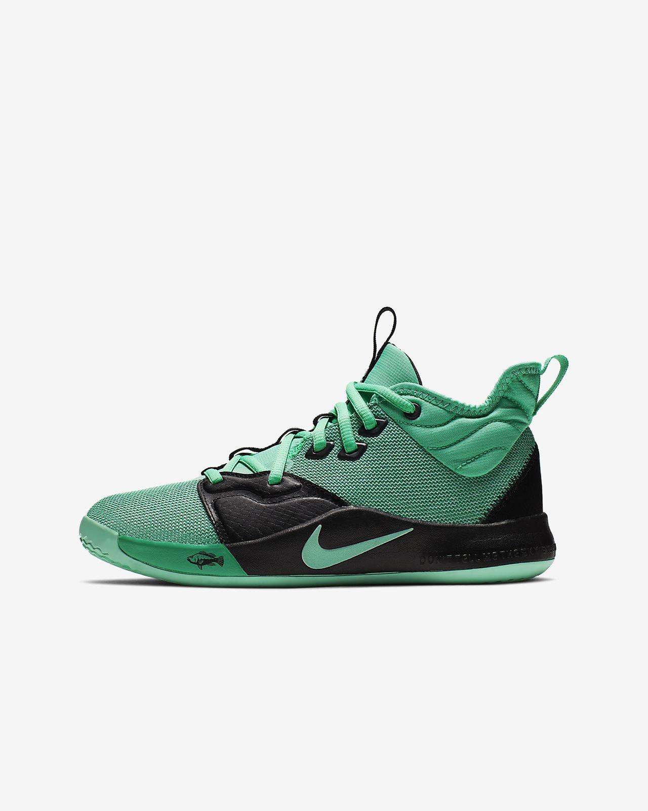 huge discount db648 b7ad1 ... PG 3 Big Kids  Basketball Shoe