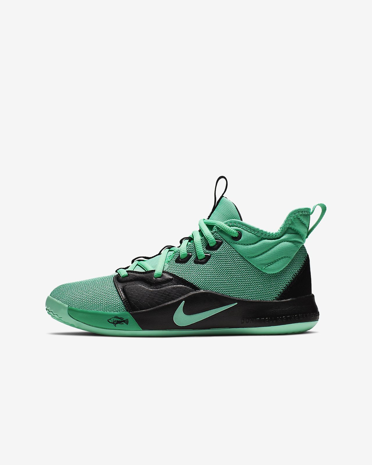 PG 3 Older Kids' Basketball Shoe