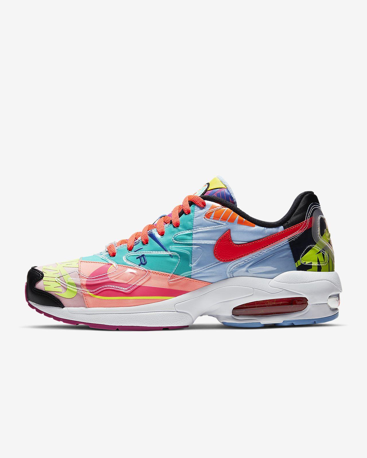 reputable site 30876 bd5d2 ... รองเท้าผู้ชาย Nike Air Max2 Light QS